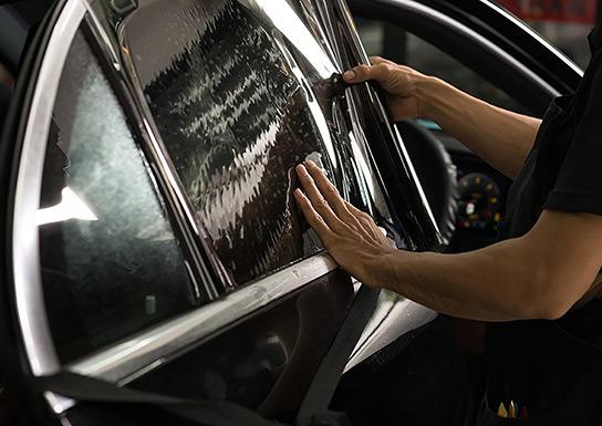 Películas para automóveis